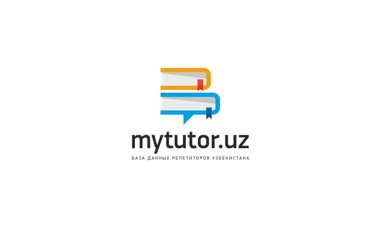 Логотип и фирменный стиль базы данных репетиторов Узбекистана MYTUTOR.UZ