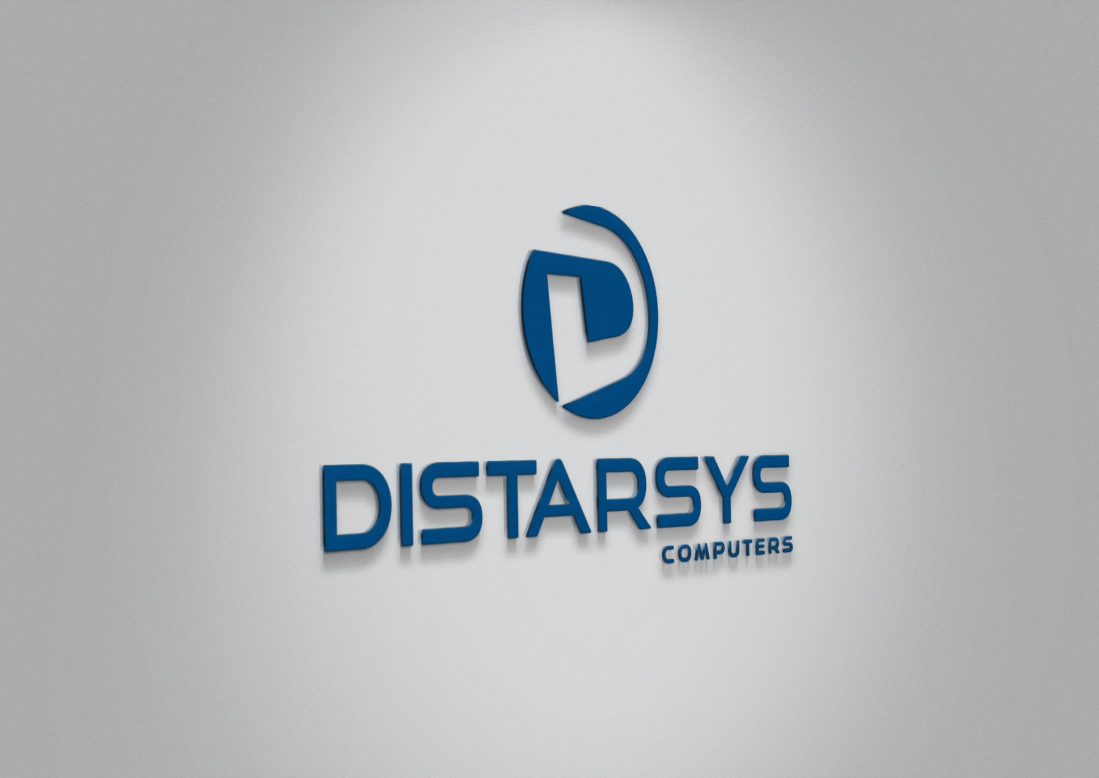 Нейминг, логотип и фирменный стиль DISTARSYS