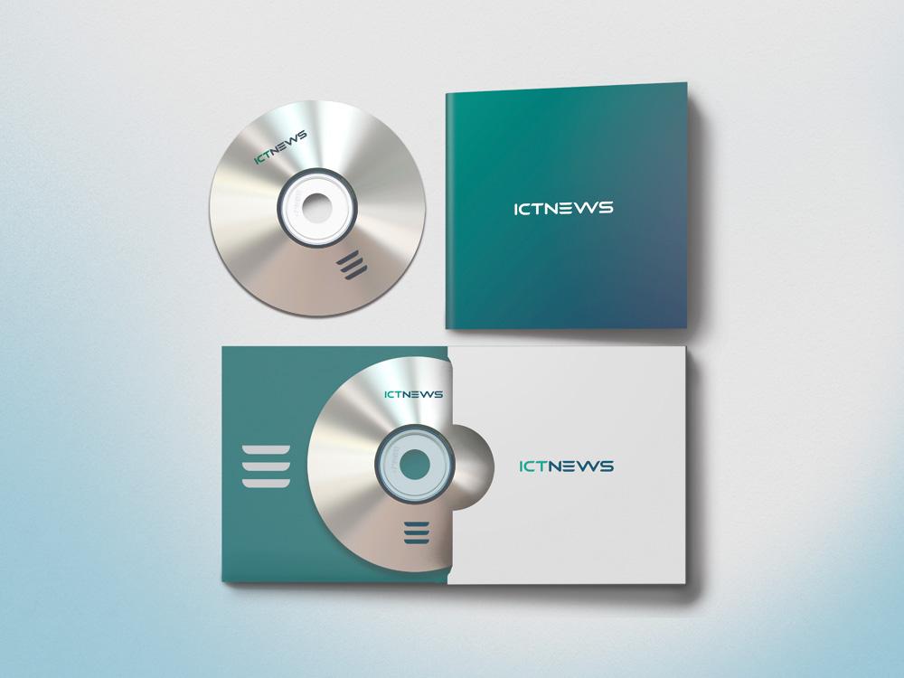 Фирменный стиль проекта ICTNEWS