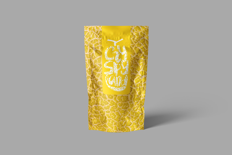 Разработка дизайна упаковки для CRISPYLAND